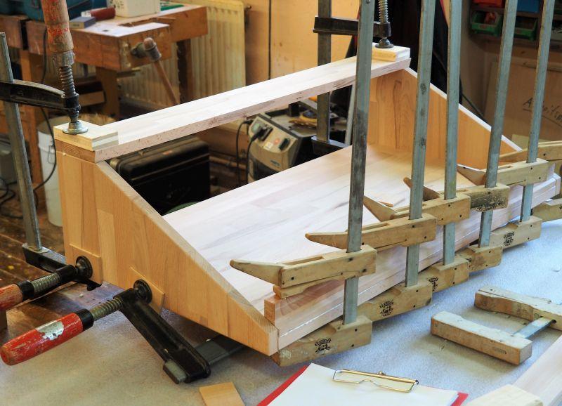 tischlerwerkstatt r wekamp stumpe. Black Bedroom Furniture Sets. Home Design Ideas