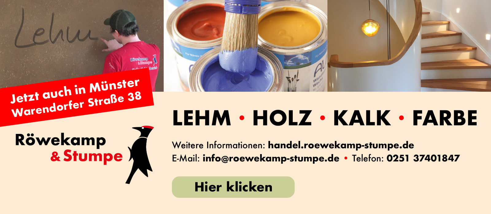 Handel & Handwerk | Röwekamp & Stumpe